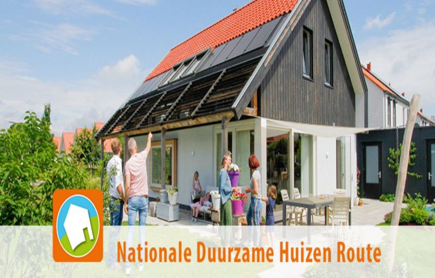 Nationale Duurzame Huizen Route Texel